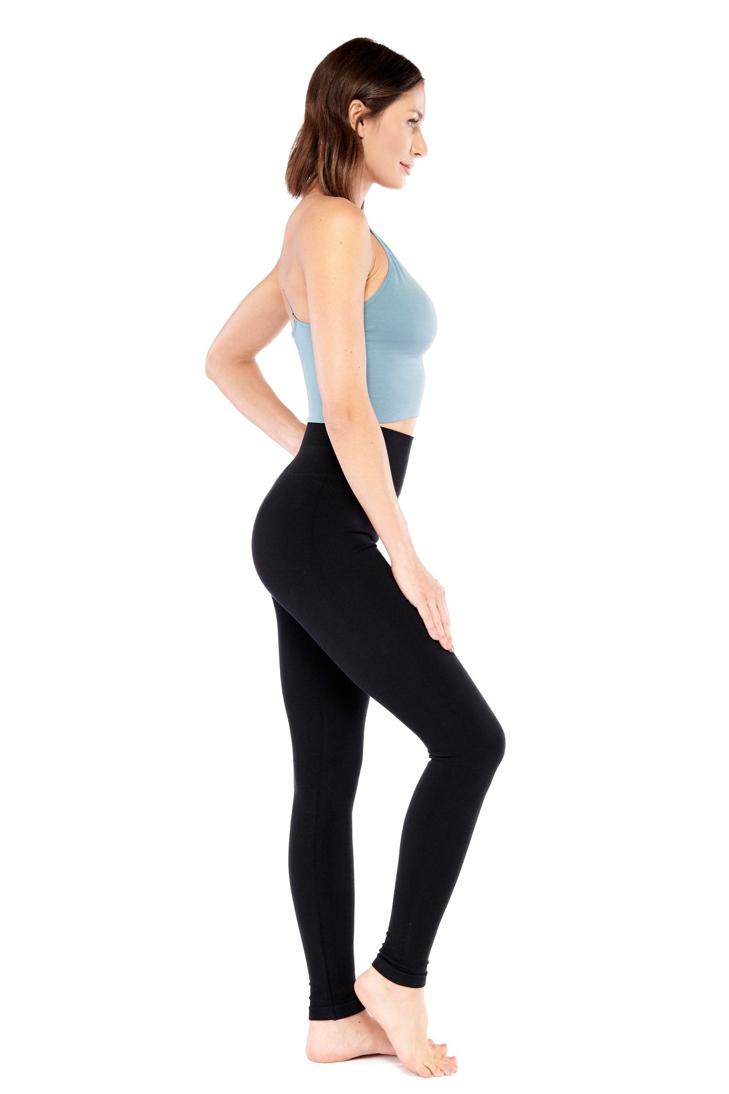 High Rise Controlled Legging