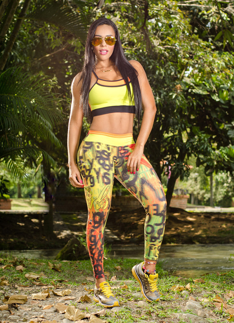 Leggings (Top not Available )(Pre-Order Ref #562)
