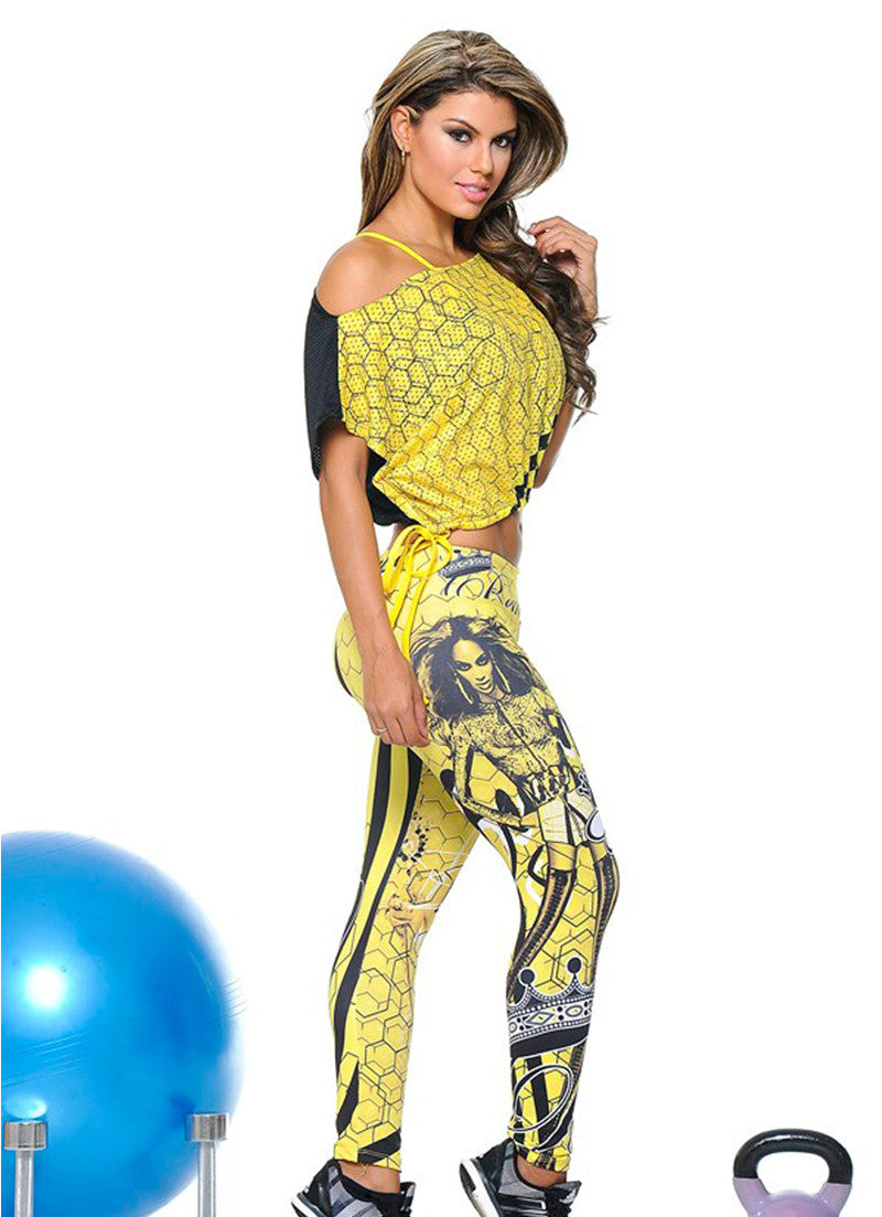 Beyonce-Inspired Two/Three-piece Set (Pre-Order Ref #596)