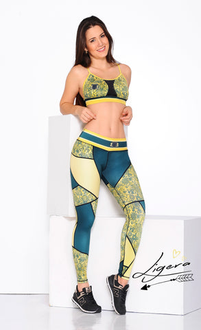 Brazil Two-piece Set (Pre-Order)