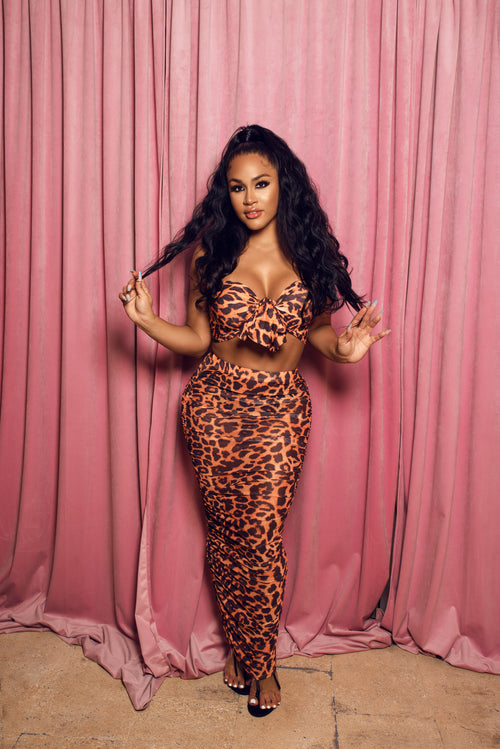 Felina Animal Print Set