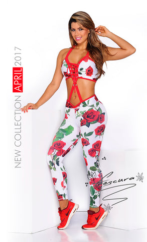 Two-piece Set (Pre-Order Ref #693-1)