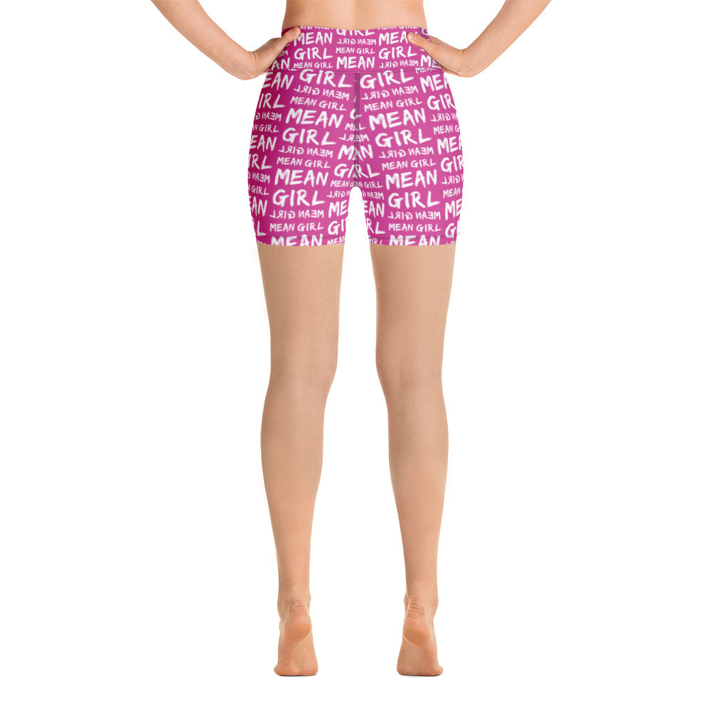 """Mean Girl"" Shorts"
