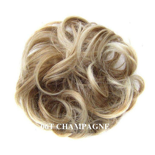 Extension Chignon Blonde | Frossia