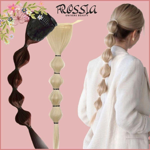 Bubble Ponytail | Frossia