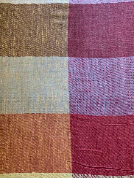 ERI NATURAL DYE - Silk Shawls