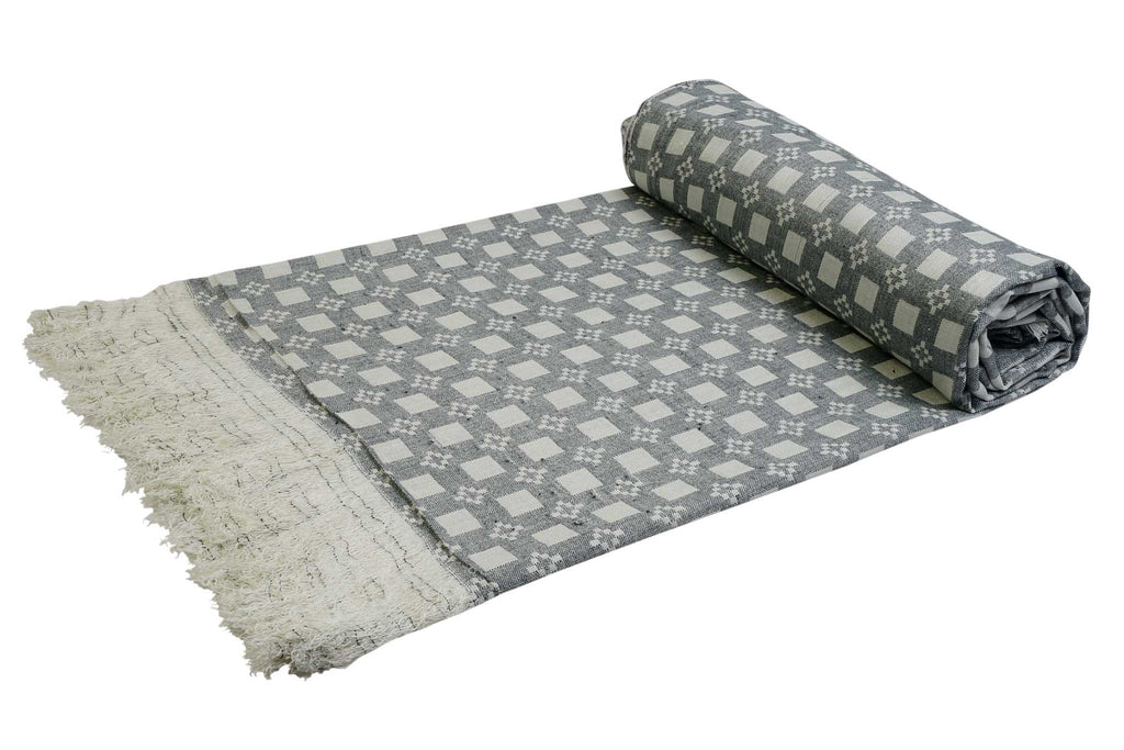 Ereena Eri Silk Daburu throws – EXDC17-01(DABURU)