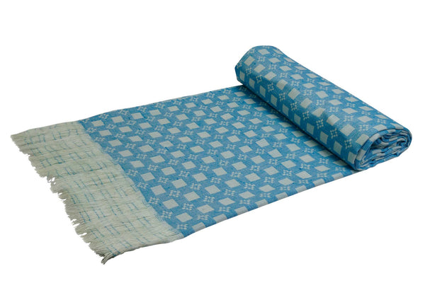 Ereena Eri Silk Daburu throws – EXDC17-02(DABURU)