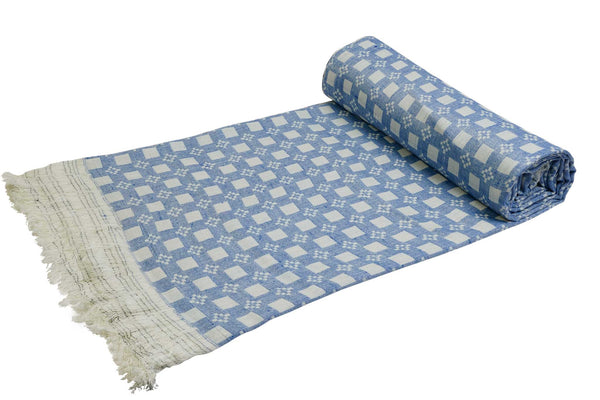 Ereena Eri Silk Daburu throws – EXDC17-03(DABURU)