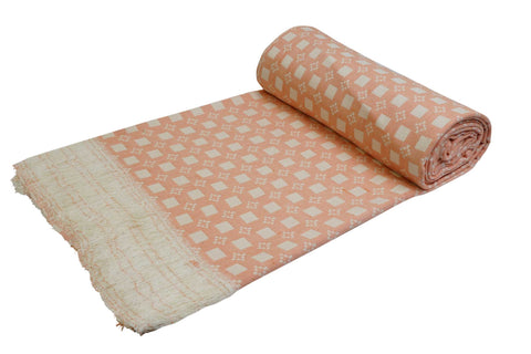 Ereena Eri Silk Daburu throws – EXDC17-04(DABURU)