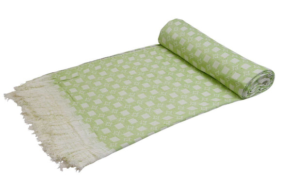 Ereena Eri Silk Daburu throws – EXDC17-05(DABURU)