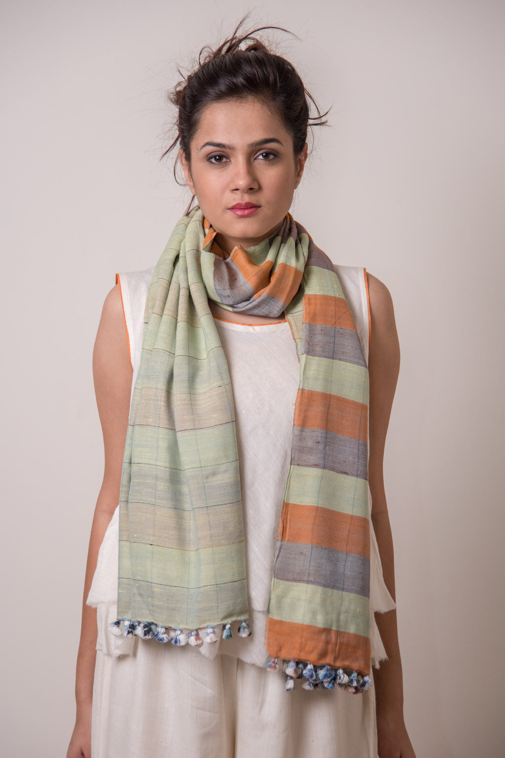 Ereena This or That Pastel Pista Stole–EFPTW-015