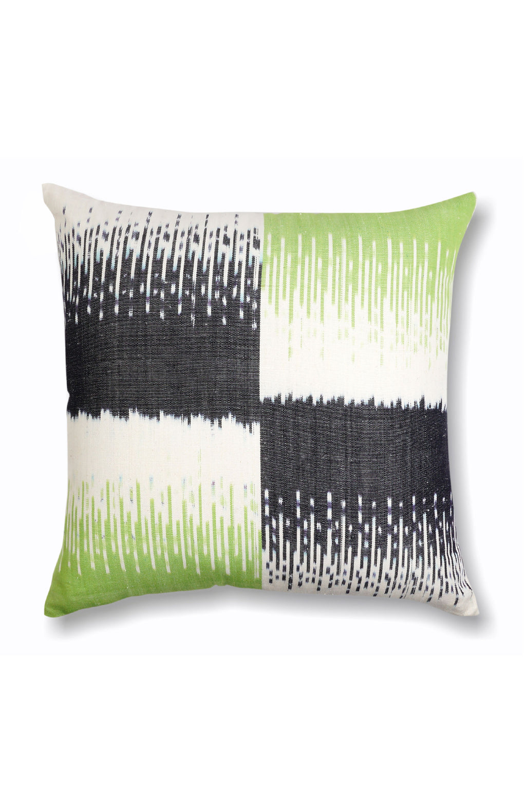 Ereena Eri Silk Shibumi pillow cover-EXHCK17-G