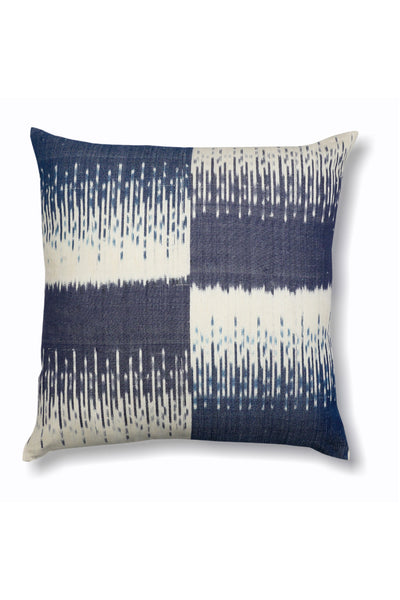 Ereena Eri Silk Shibumi pillow cover-EXHCK17-B