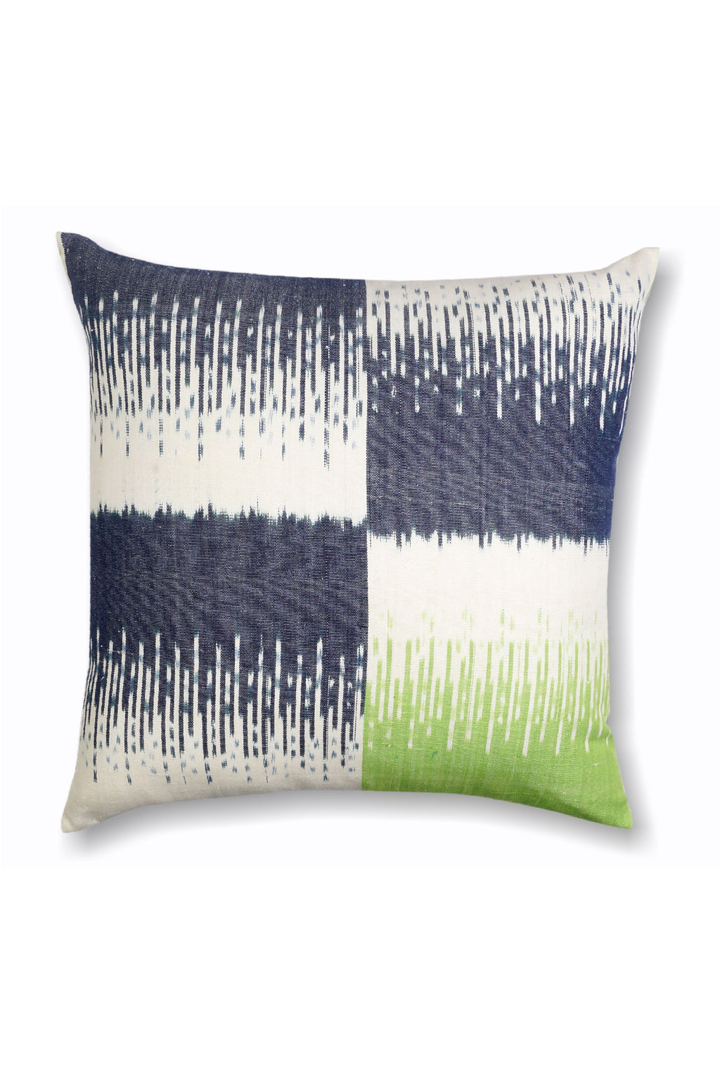 Ereena Eri Silk Shibumi pillow cover-EXHCK17-A