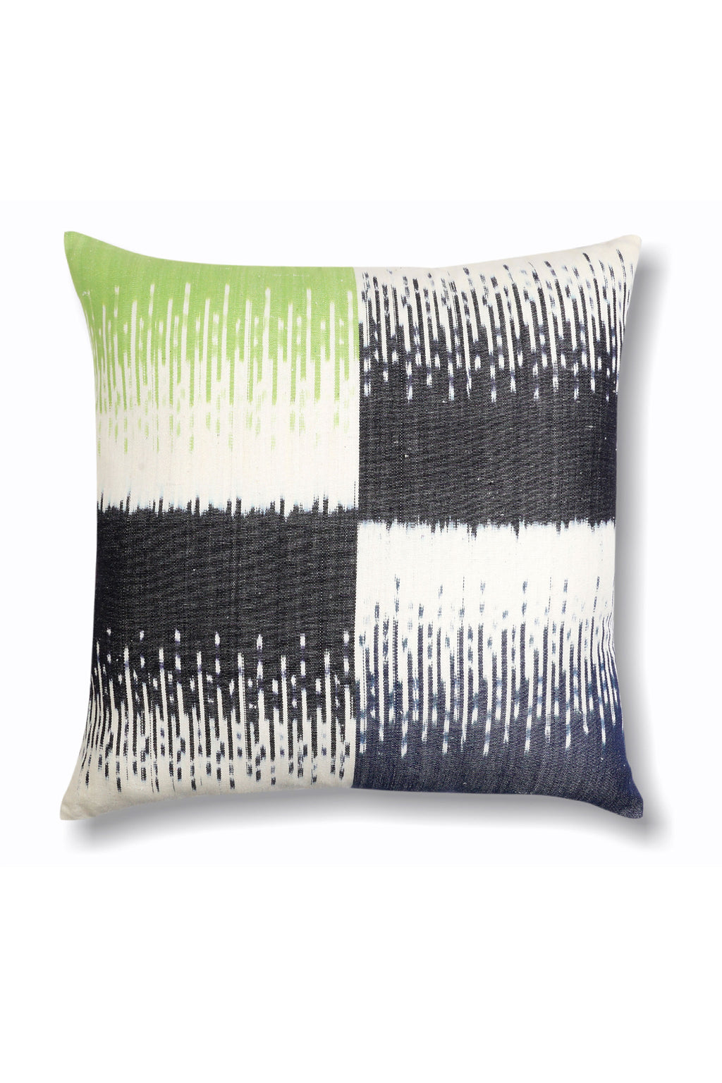 Ereena Eri Silk Shibumi pillow cover-EXHCK17-H