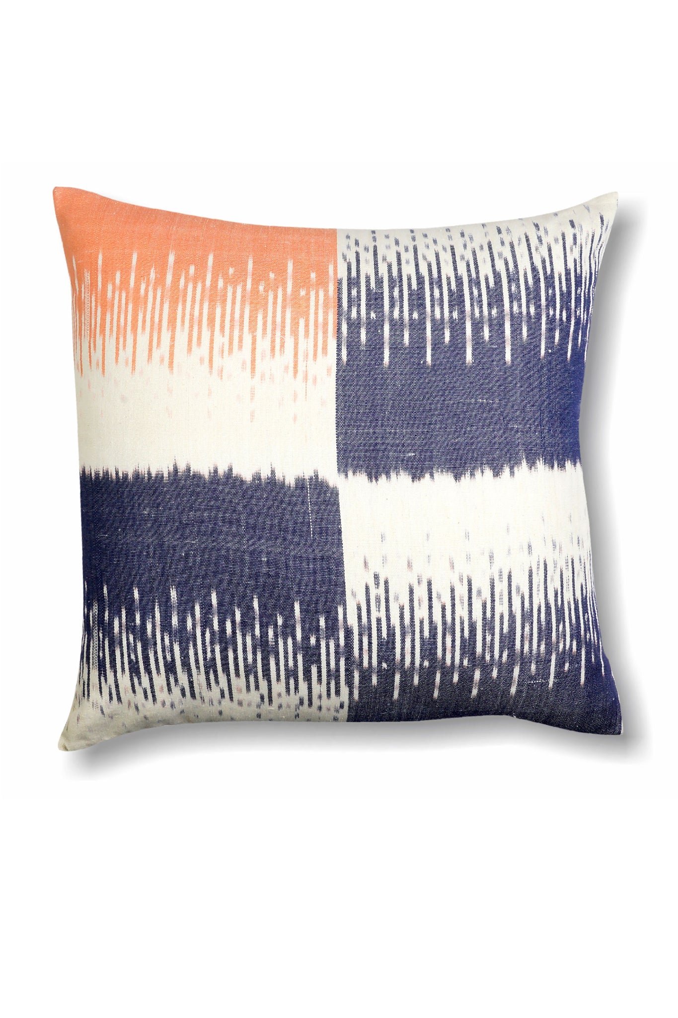 Ereena Eri Silk Shibumi pillow cover-EXHCK17-I