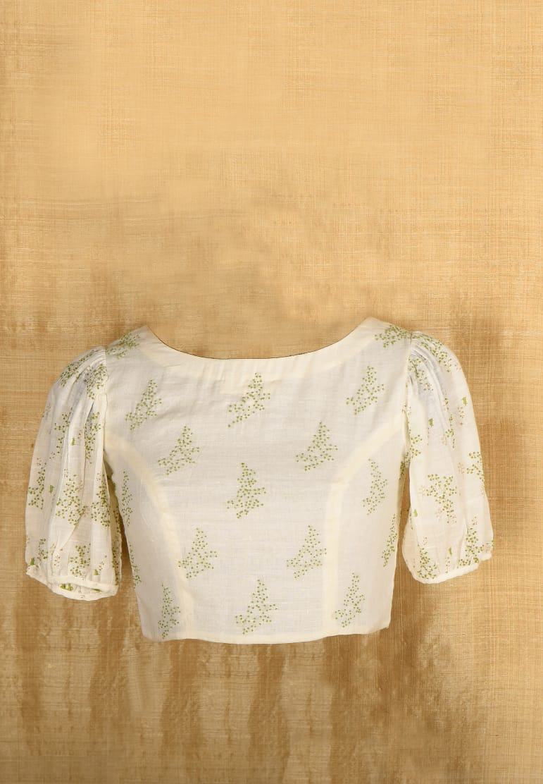 BLOUSE PIECES