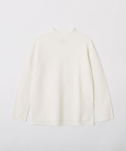 CFCL / GARTER LONG SLEEVE T (WHITE)
