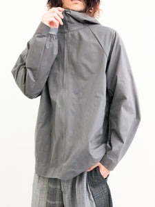 HH / HELLY HANSEN NATURE FITNESS / LIGHT STRECH FULL ZIP PARKA (SKY GRAY)