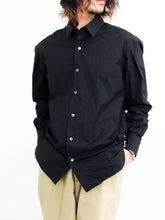 by H / LOOP SHIRT (BLACK)