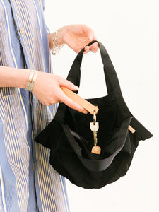Hender Scheme / origami bag small(BLACK)