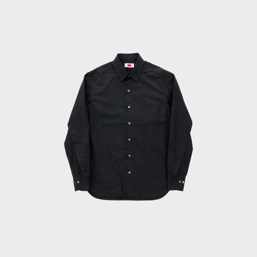 by H / TONNEL SHIRT (BLACK)