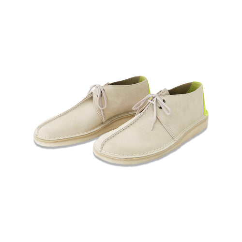 【50%OFF】Clarks / DESERT TREK (OFF WHITE SUEDE)