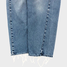 MAISON EUREKA / VINTAGE REWORK BIGGY PANTS (BLUE) #EUPT09