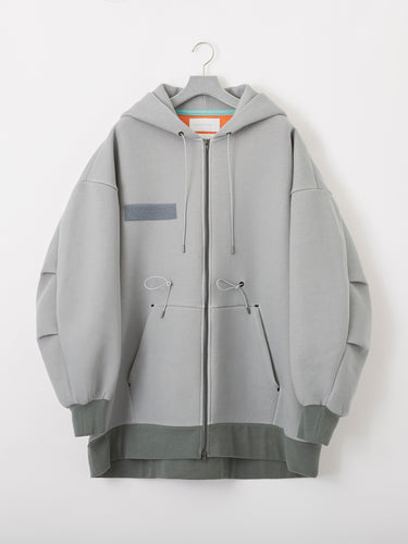 FUMITO GANRYU  /Mods tech fleece parker(SAGE)