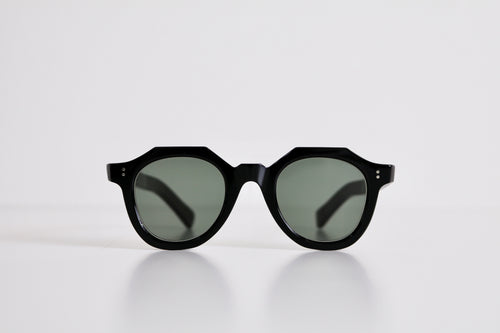 guepard / gp-02 Crown Punt(BLACK×D.GREEN LENS)