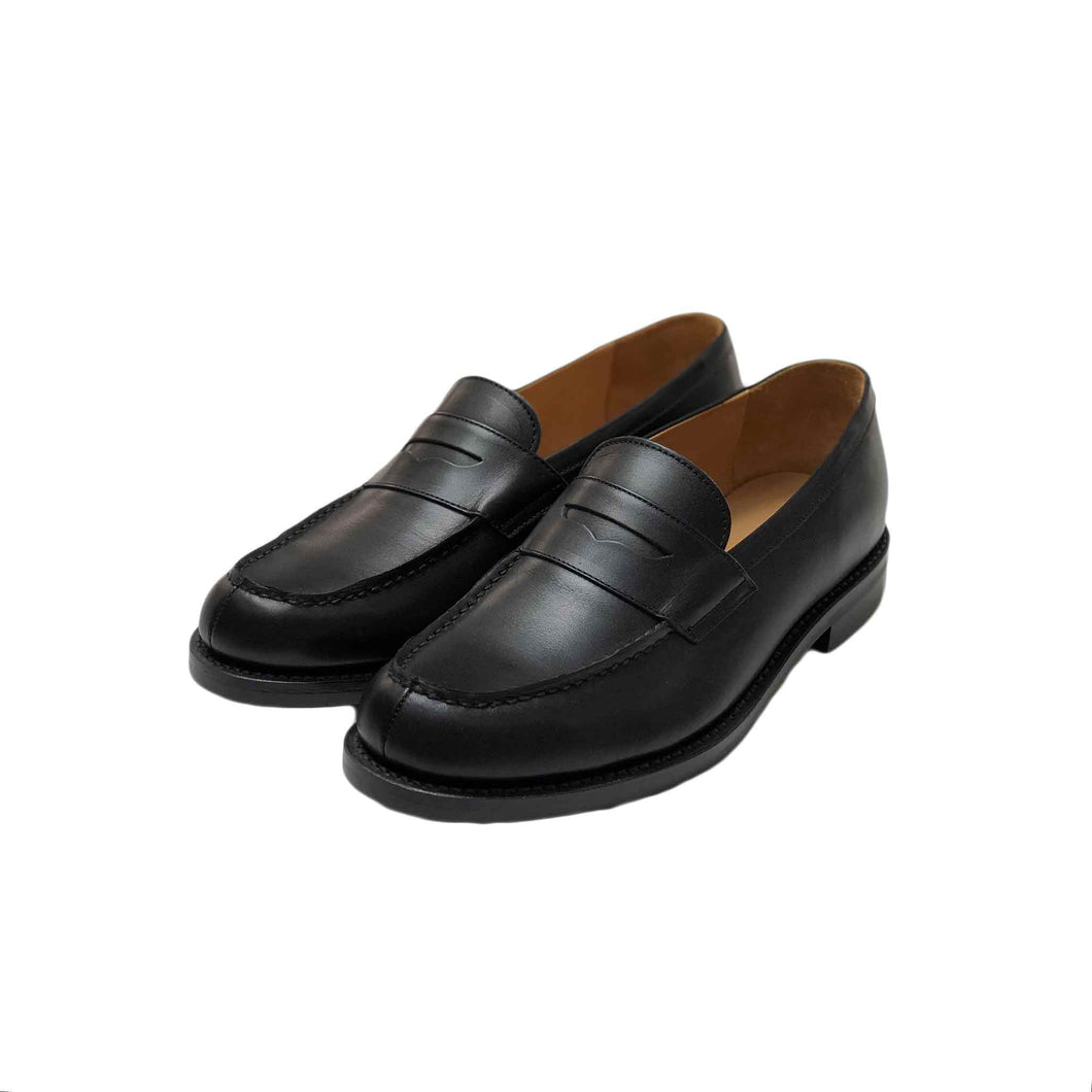 Hender Scheme / new standard loafer(BLACK)