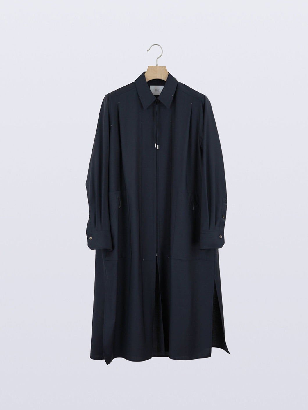 HATRA / Window Shirt (CHARCOAL)