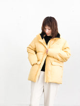 【40%OFF】 HOLZWEILER / DOWN JACKET (L.YELLOW)