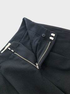 JieDa / TRENCH SHIRT (BLACK)