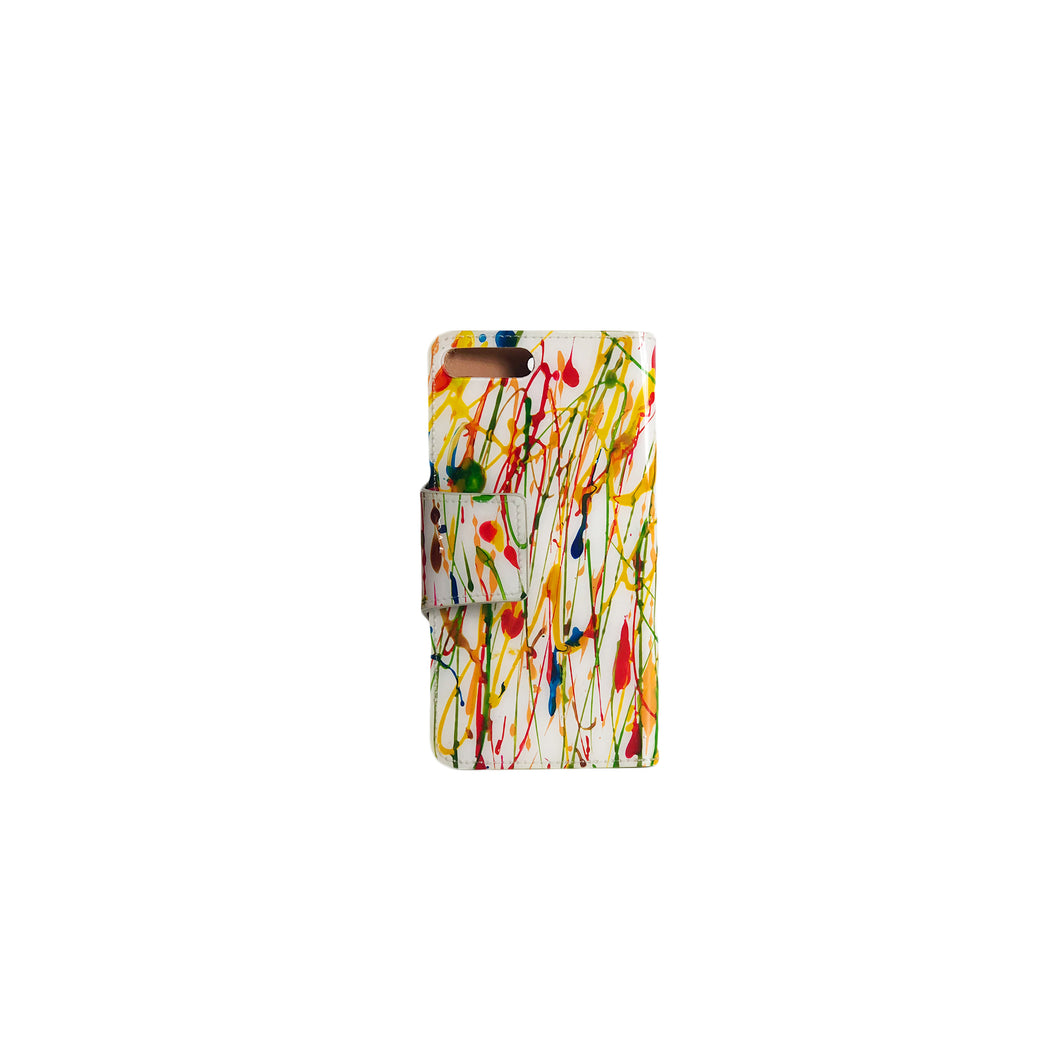 macromauro / Paint iPhone plus case #01