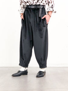 m's braque / HARLEM PANTS (BLACK)