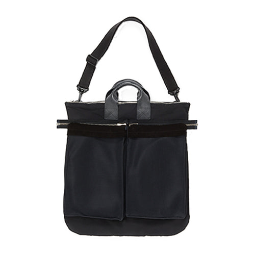Hender Scheme / multi helmet bag(BLACK)