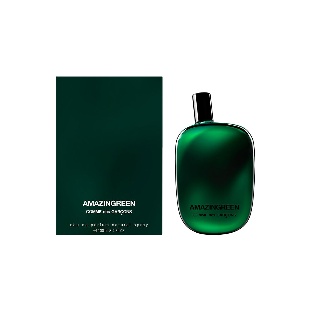 CdG Parfums / AMAZINGREEN