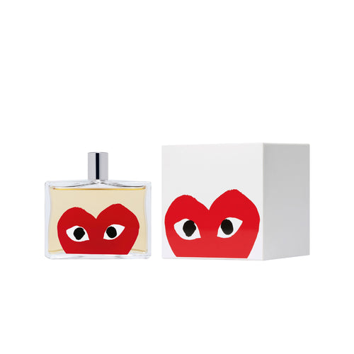 CdG Parfums / PLAY RED