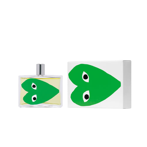 CdG Parfums / PLAY GREEN