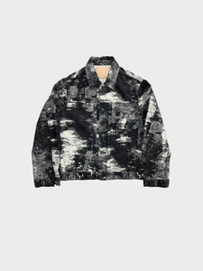 TAAKK / DENIM JACKET (BLACK)