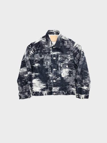 TAAKK / DENIM JACKET (INDIGO)