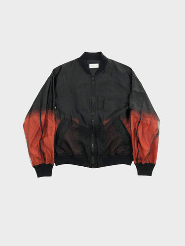 TAAKK / SHADOW BLOUSON (BLACK)