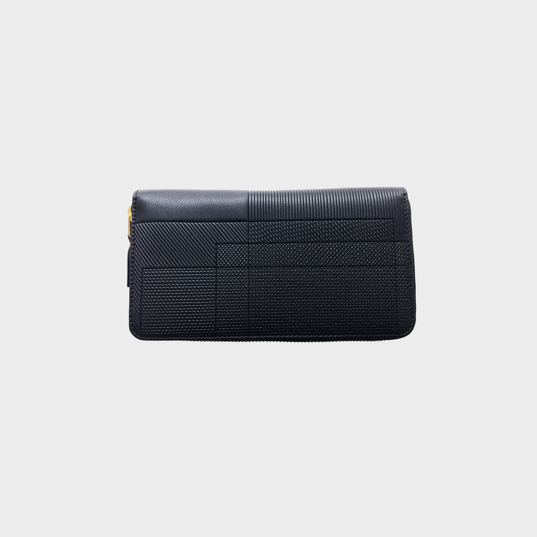 CdG Wallet / INTERSECTION LONG WALLET(BLACK)