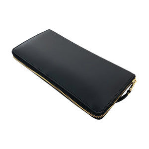 Wallet COMME des GARCONS / CLASSIC LEATHER LINE LONG WALLET (BLACK)