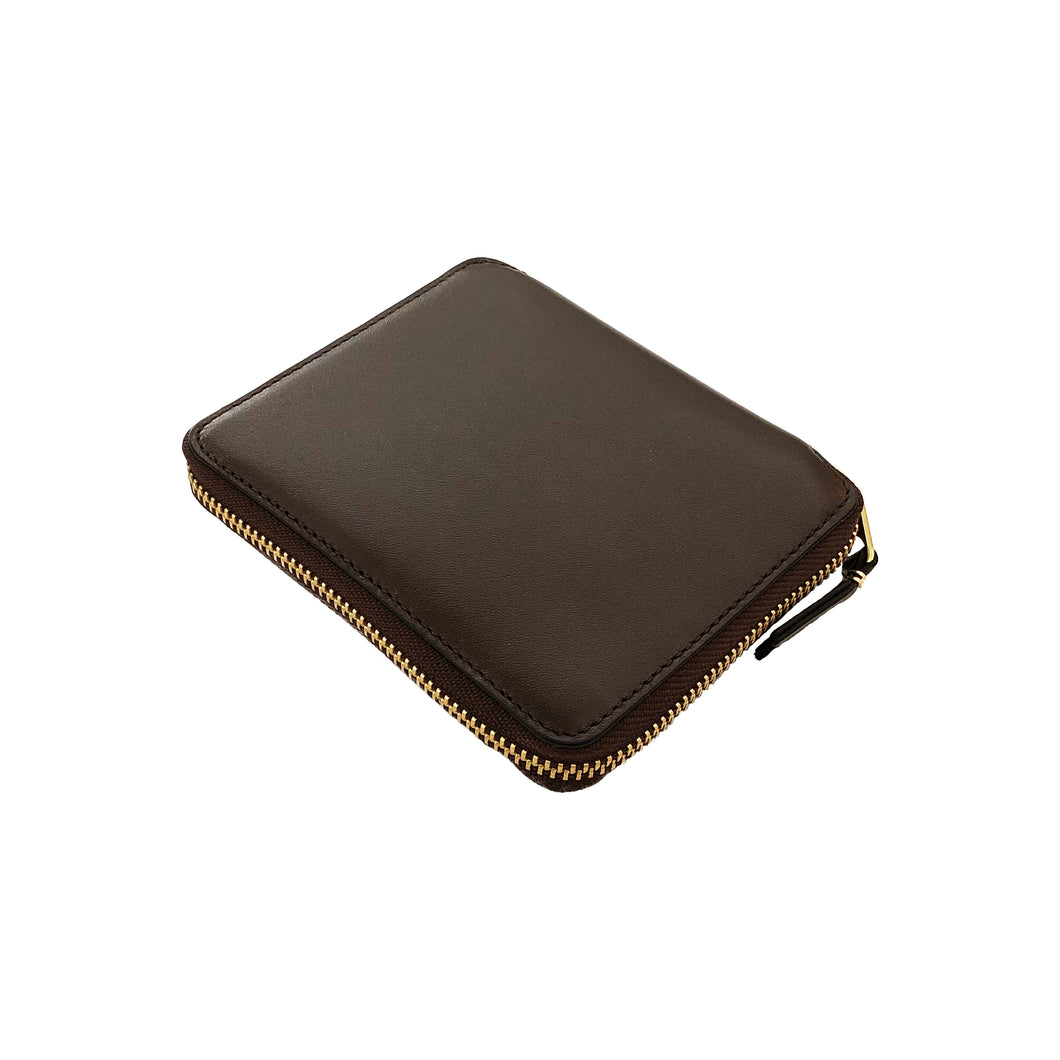 Wallet COMME des GARCONS / CLASSIC LEATHER LINE WALLET (BROWN)