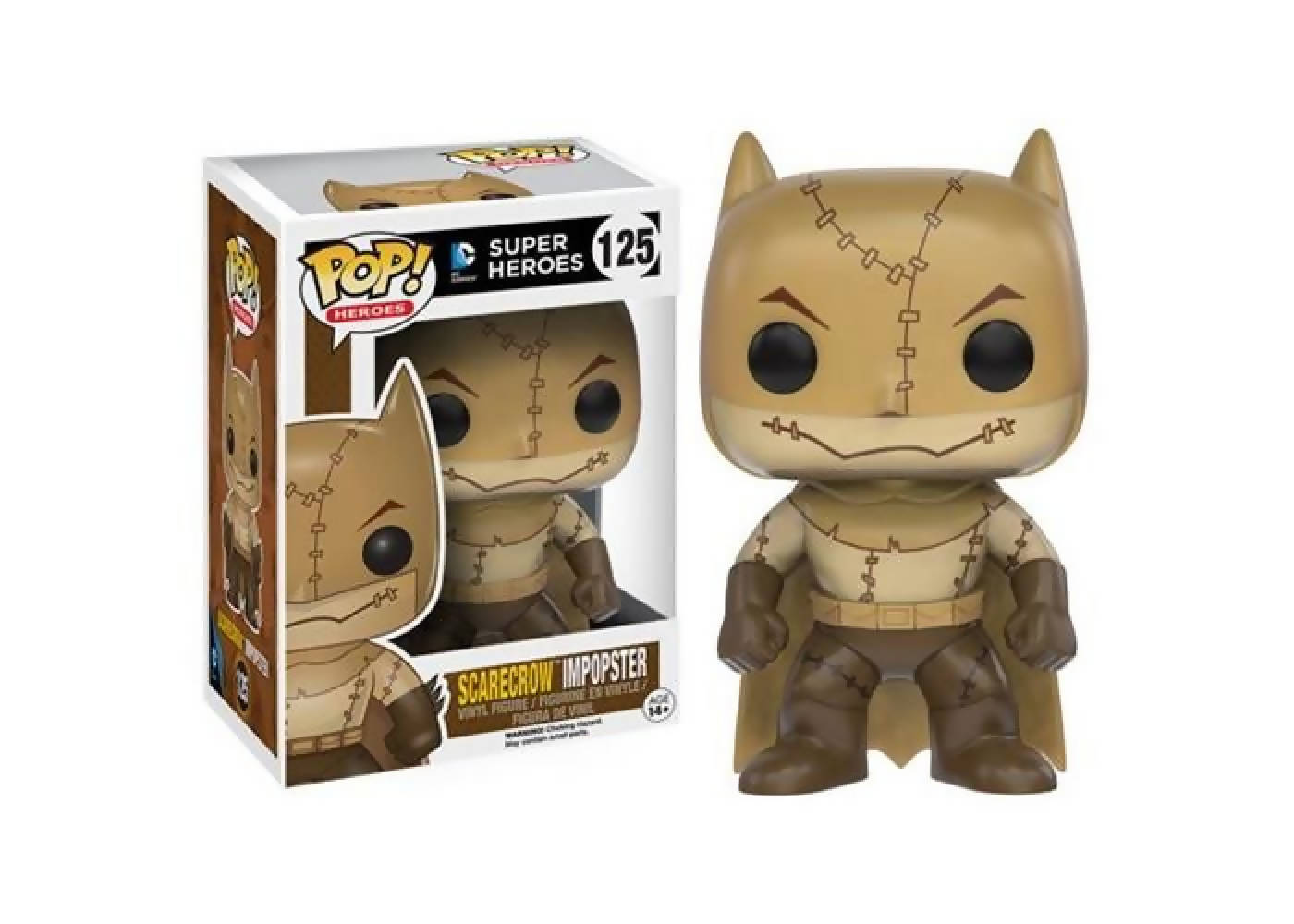 Funko Pop - BATMAN ESPANTAPÁJAROS