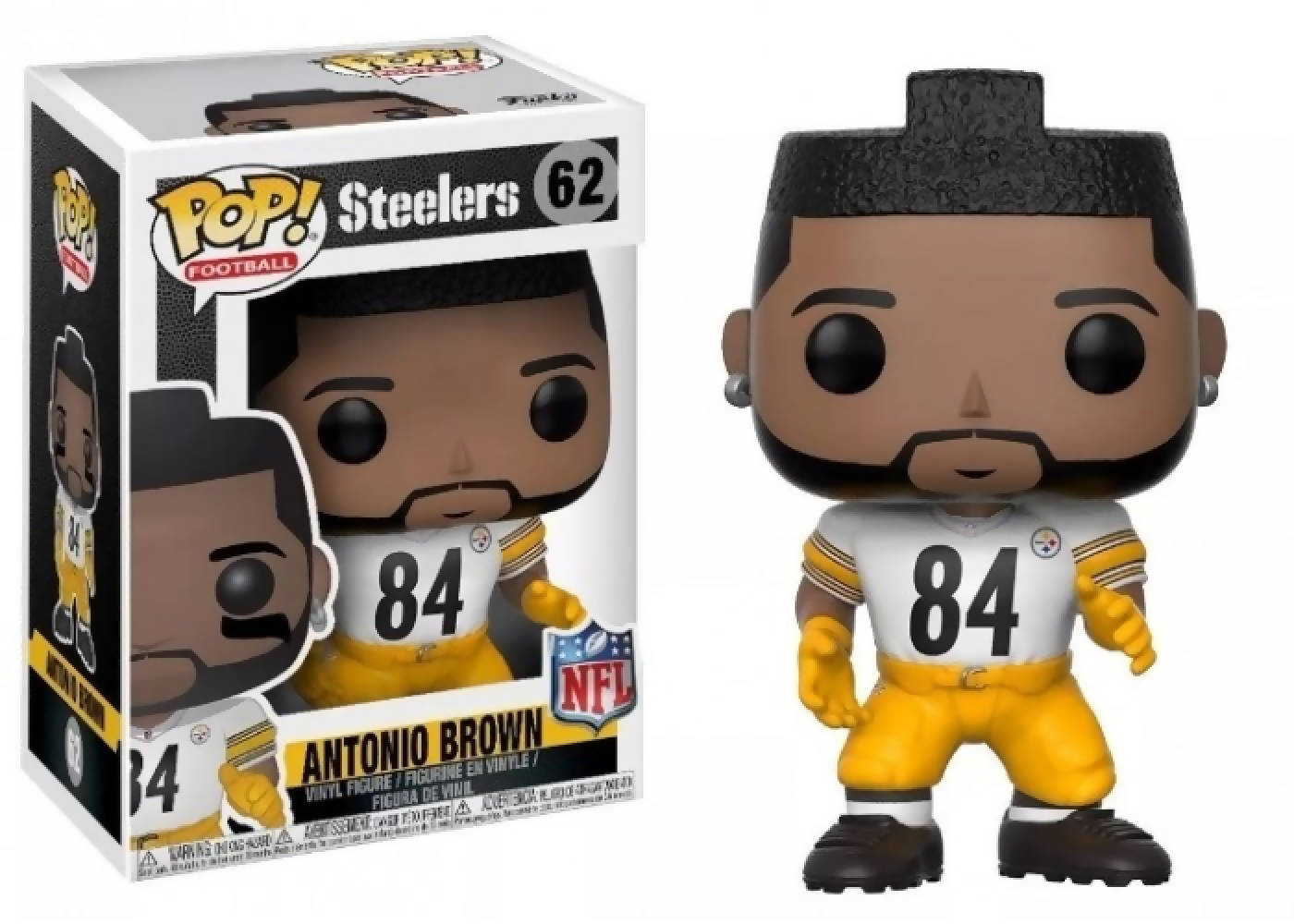 Funko Pop NFL - ANTONIO BROWN