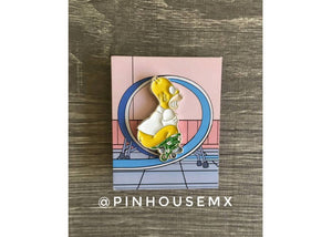Pin Homero Triciclo